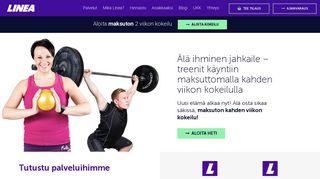liikuntakeskuslinea.fi