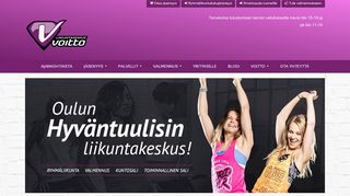 liikuntakeskusvoitto.fi