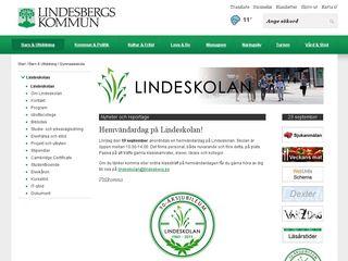 lindeskolan.se