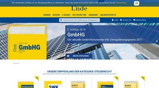 lindeverlag.at