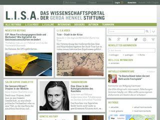 lisa.gerda-henkel-stiftung.de