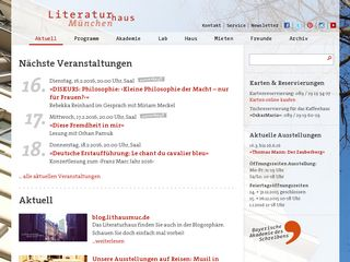 Preview of literaturhaus-muenchen.de