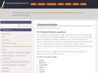 litteraturhistorien.se