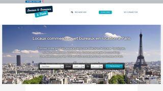 locaux-bureaux.paris.fr