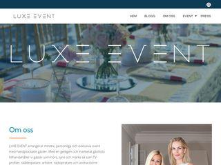 luxeevent.se