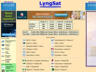 lyngsat com | Domainstats com