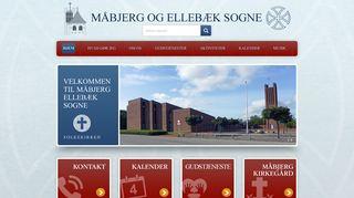 maabjerg-ellebaek-kirker.dk