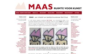 maasartistresidence.nl
