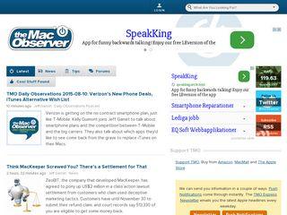 Preview of macobserver.com