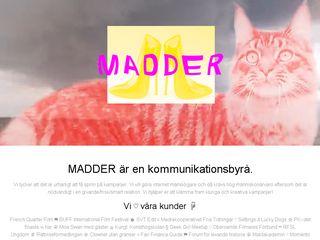 madder.se