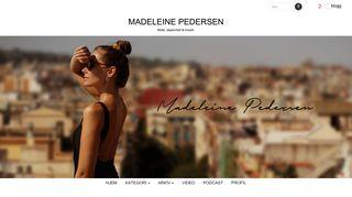 madeleinepedersen.blogg.no