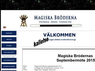 magiskabroderna.se