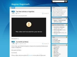 magnushugemark.com