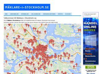 maklare-i-stockholm.se