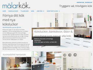 Preview of malarkok.se