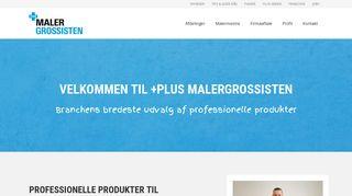 malergrossisten.dk