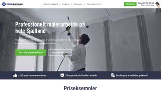 malerkanonen.dk