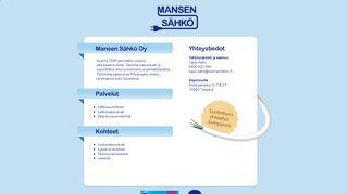 mansensahko.fi