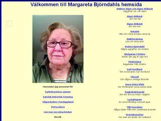 margaretabjorndahl.se