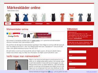 markeskladeronline.n.nu