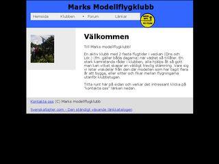 marksmodellflygklubb.se