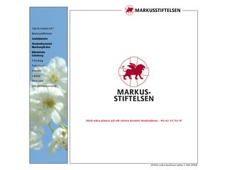 markusstiftelsen.se