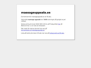 massageuppsala.se