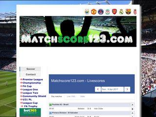 matchscore123.com