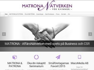 matronanatverken.se