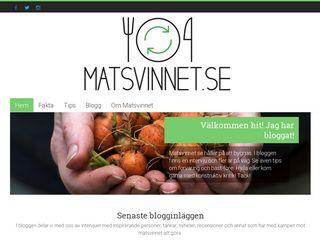 matsvinnet.se