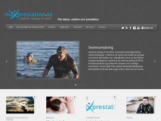 maxprestation.se
