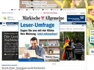 maz-online.de