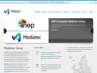 Preview of mediatecgroup.com