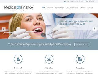 medicalfinance.se
