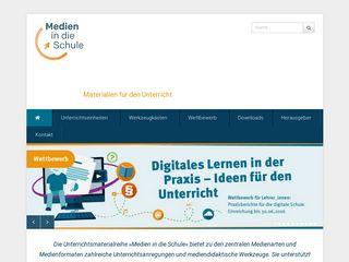 Preview of medien-in-die-schule.de