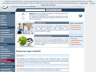 Preview of medinfo.de