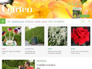 Mein Schoener Gartende Domainstatscom