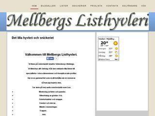 mellbergslist.se