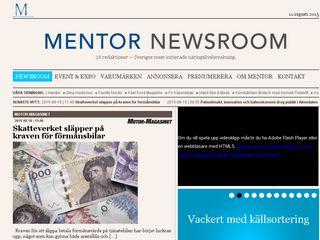 mentornewsroom.se