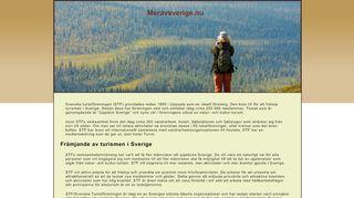 Earlier screenshot of limhamnsvarme.se