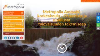 metropolia.fi