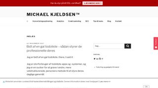 michaelkjeldsen.com