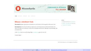 minnesbyran.se