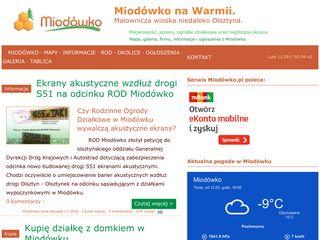 miodowko.pl
