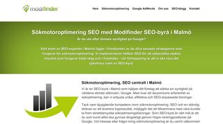 modifinder.se