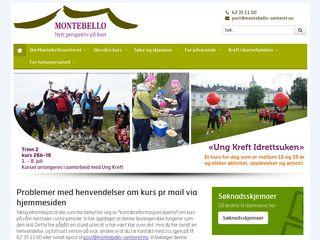 montebellosenteret.no