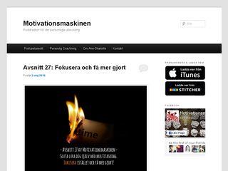 motivationsmaskinen.se