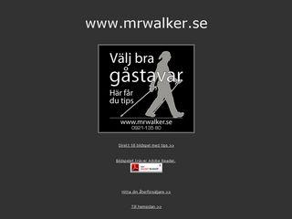 mrwalker.se