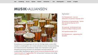 musikalliansen.org