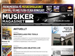 musikermagasinet.se